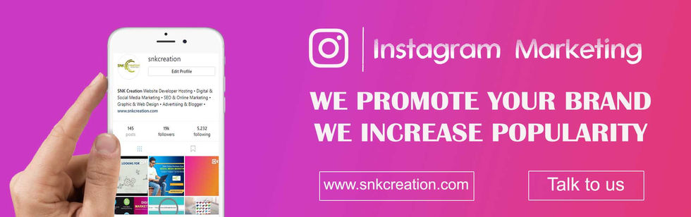 buy instagram followers delhi paytm, get instagram advertising services india