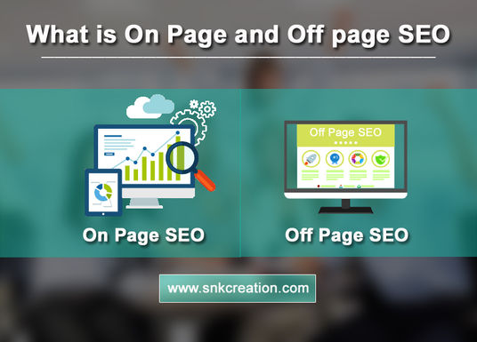 The Difference Between On-Page SEO and Off-Page SEO