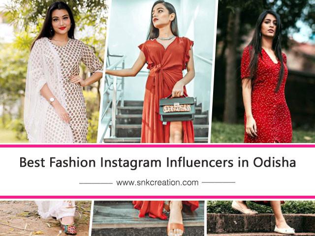 Top Fashion Bloggers in Odisha | Top Fashion Influencers in Bhubaneswar