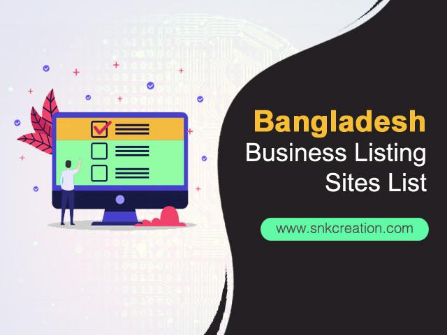 Bangladesh Business Listing Sites List | Top High DA Bangladesh Local Business Listing Sites List