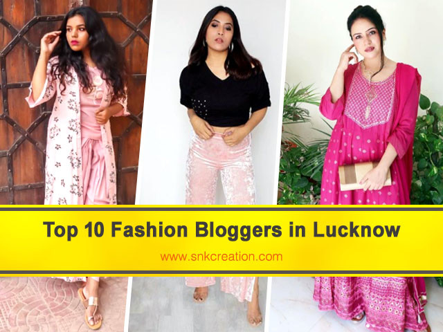 Fashion Bloggers in Lucknow | Instagram Fashion Influencers From Lucknow