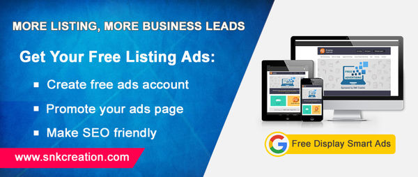 free listing, free advertising, free webpage, free classified ads, classified free listing, world wide listing free, display smart ads free