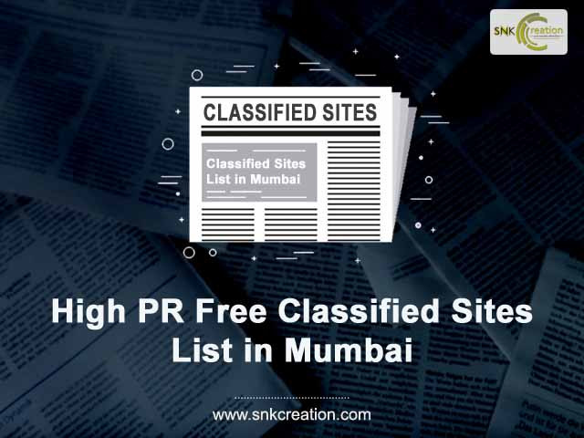 Free Classified Sites List in Mumbai 2020 | Mumbai Classified Ads Sites List