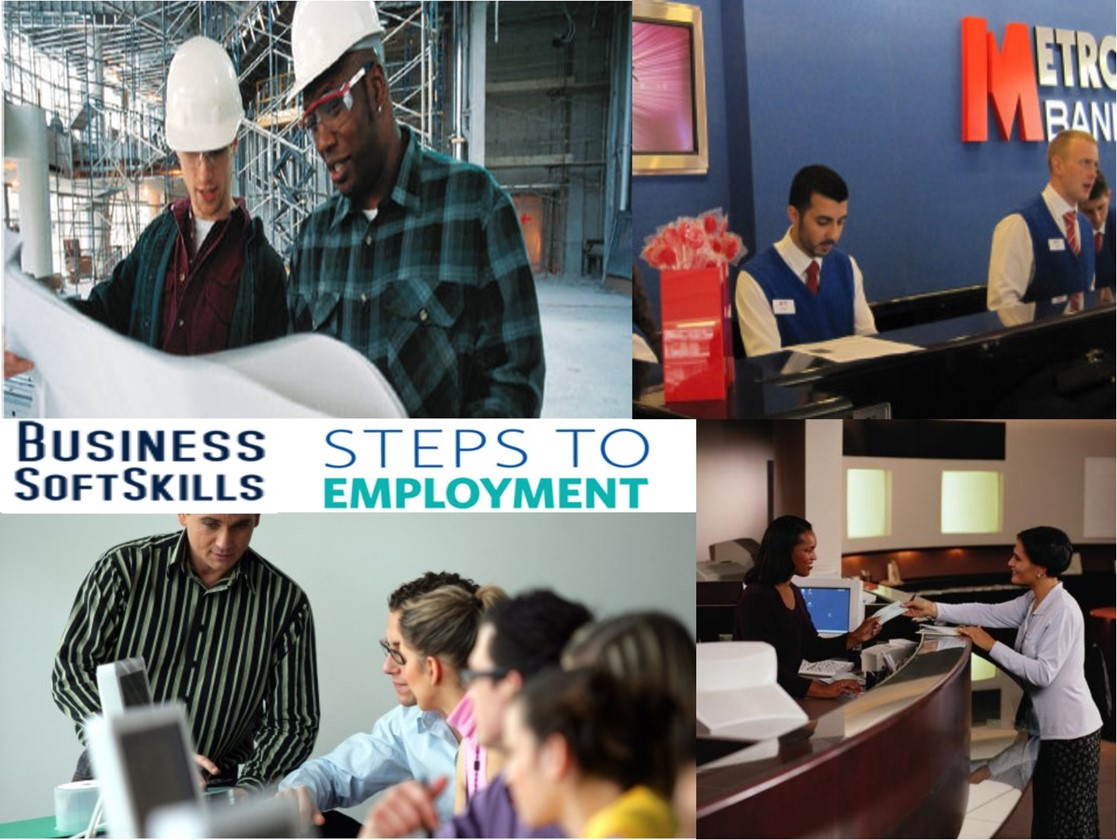 Steps To Employment
