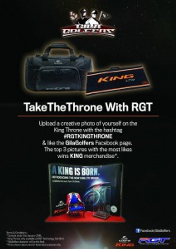 rgt throne poster