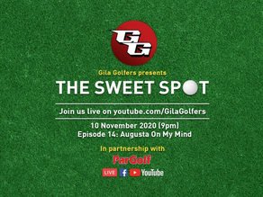 The Sweet Spot Episode 14: Augusta On Mind Recap