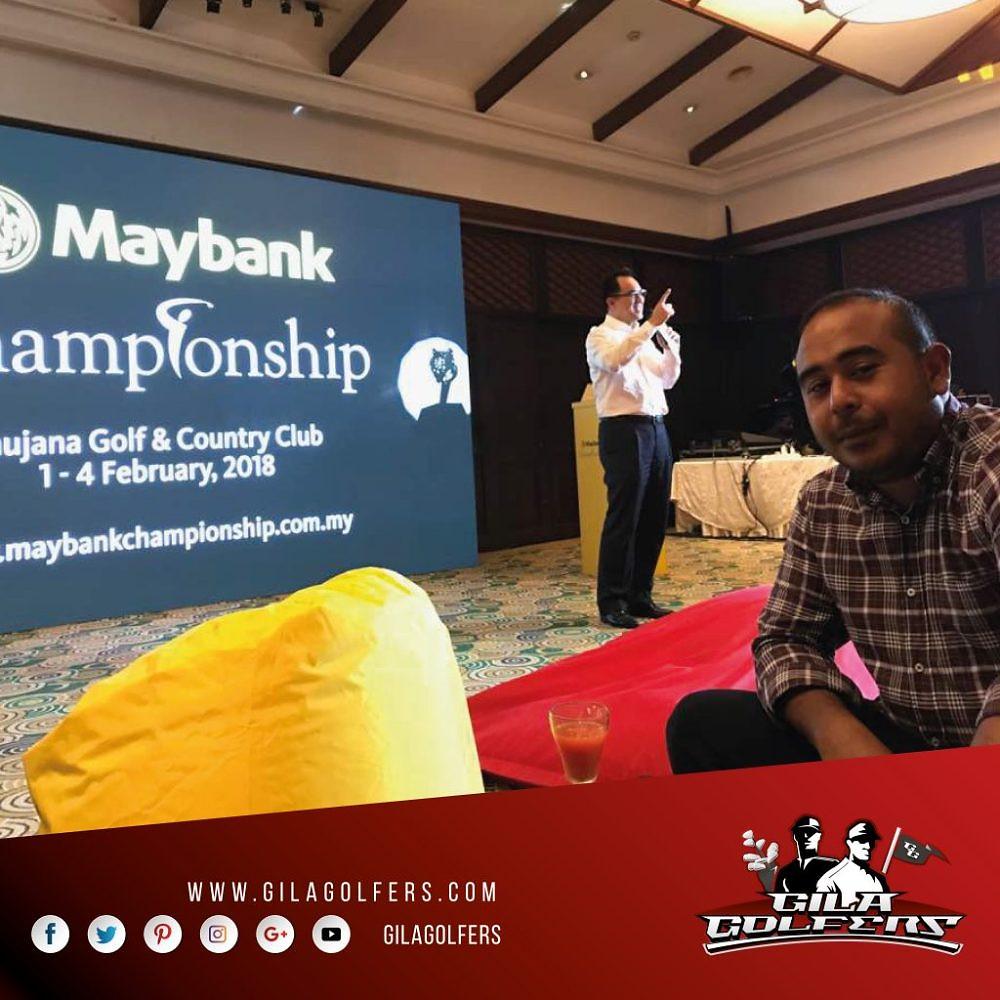 Maybank Championship Tee Party