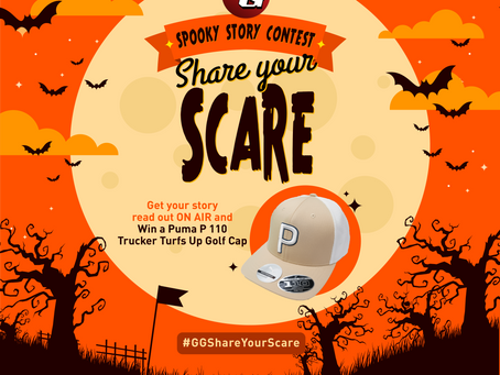 Share Your Scare Spooky Story Contest