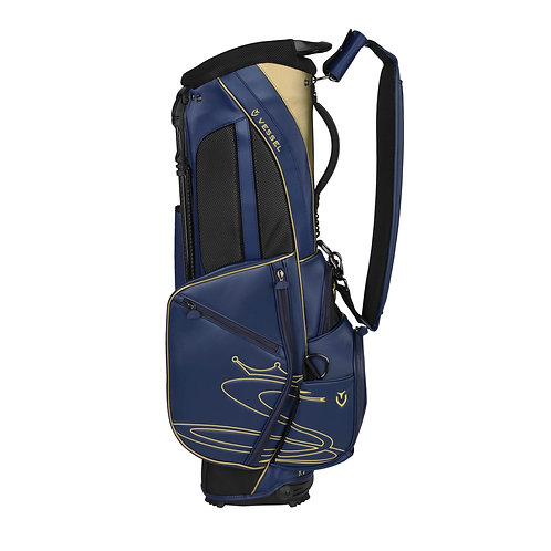 LIMITED EDITION - COBRA X VESSEL GOLF THE PLAYERS TOUR STAND BAG