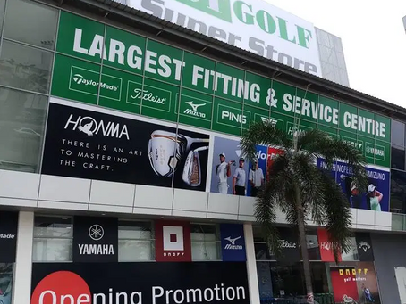 PURR-sonal Touch: PUMA Golf opens its first shop-in-shop at MST Golf Petaling Jaya