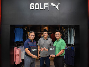 MST Golf appointed exclusive retailer for Puma Golf in Malaysia and Singapore