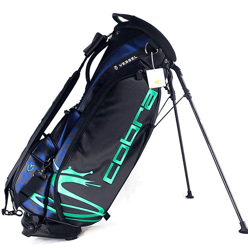 LIMITED EDITION – Cobra Golf X Vessel Open Championship Stand Bag