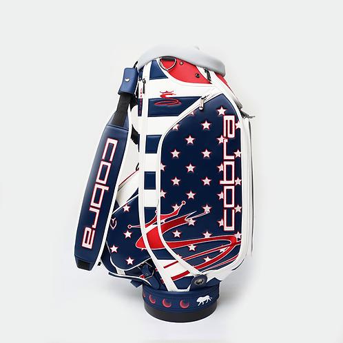 LIMITED EDITION -  Cobra PUMA Golf Bag - Vessel Staff - US Open LE 2020