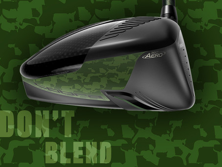 COBRA GOLF LAUNCHES NEW CAMO, SPECIAL-EDITION KING F9 SPEEDBACK™ DRIVER