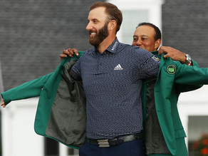 Record-breaking Dustin Johnson Wins First Masters Title with the Lowest Score in Tournament History