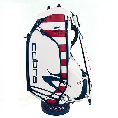 LIMITED EDITION -  Cobra Golf X Vessel Patriot Tour Staff Bag