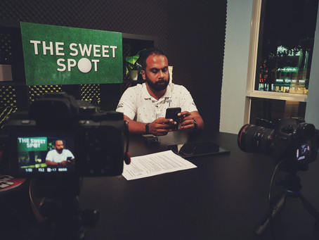 The Sweet Spot Episode 14: Augusta On My Mind