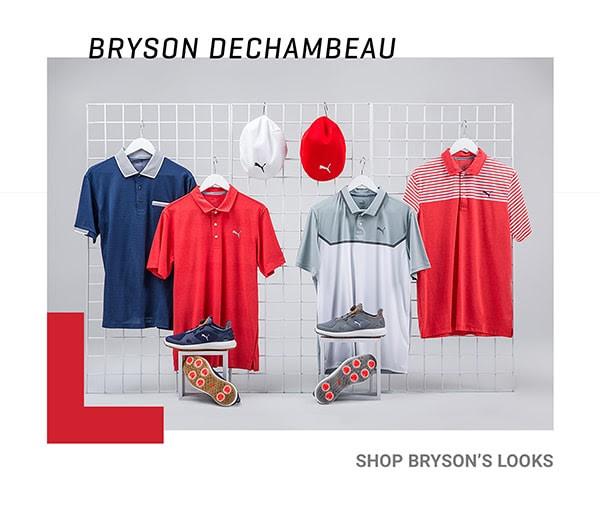 SHOP BRYSON'S LOOKS