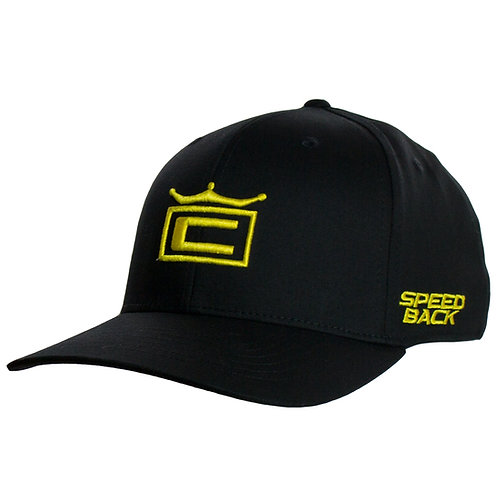 TOUR CROWN SPEEDBACK SNAPBACK CAP