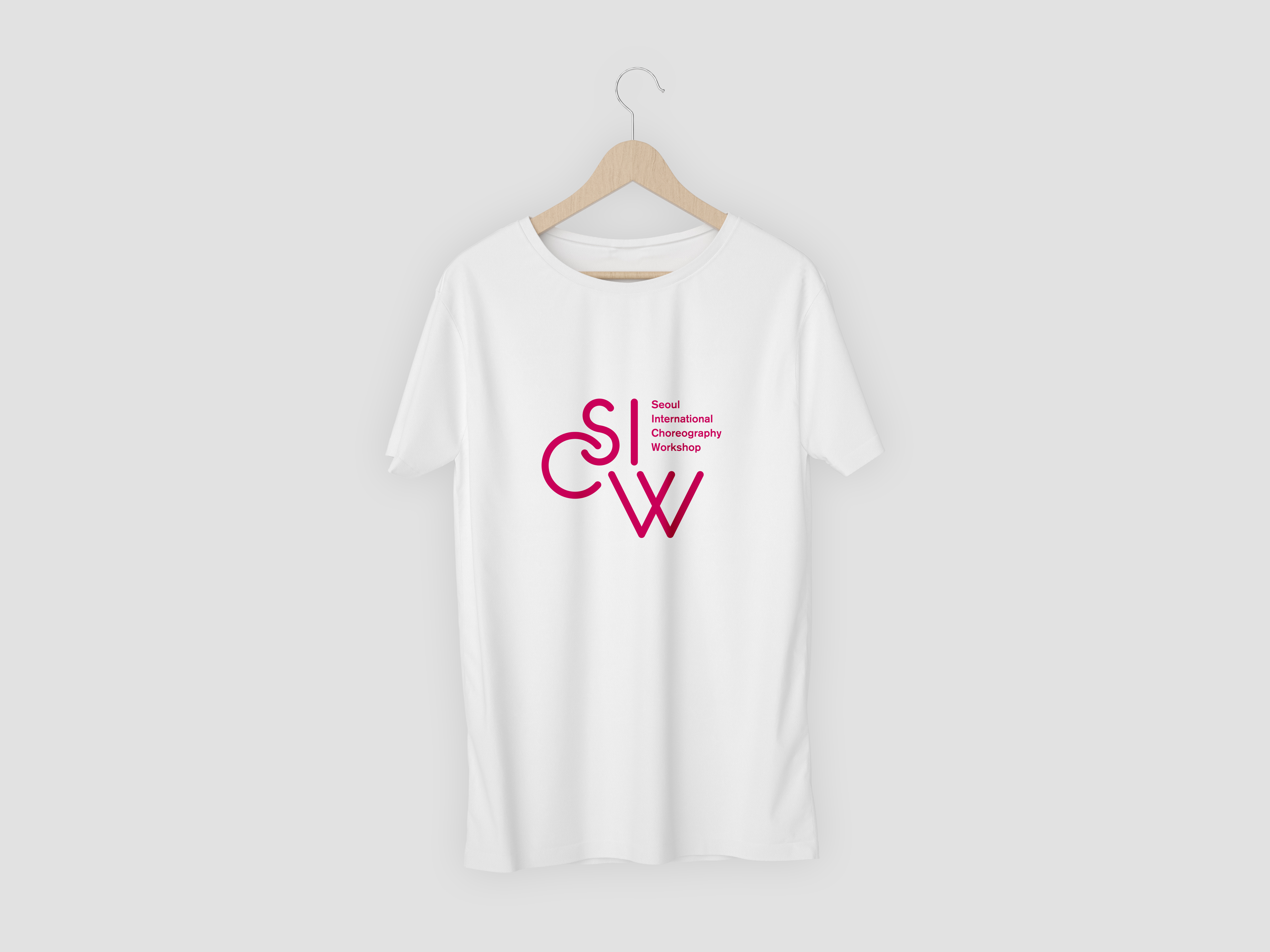 SICW 티셔츠
