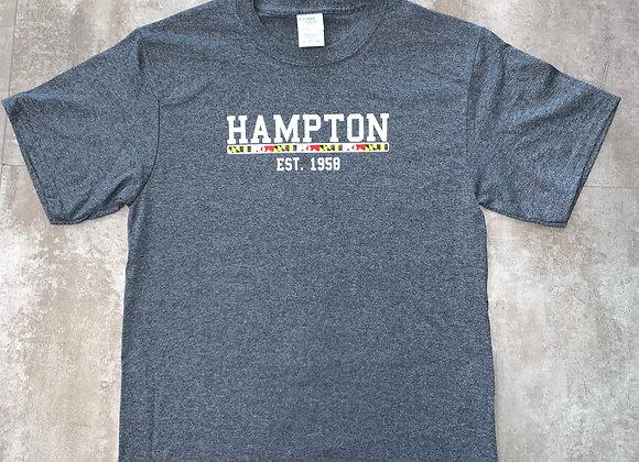 HAMPTON MD SHIRT - UNISEX