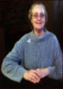 Annmarie Throckmorton at Conklin's Dinne