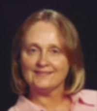 Annmarie Throckmorton self-portrait at a