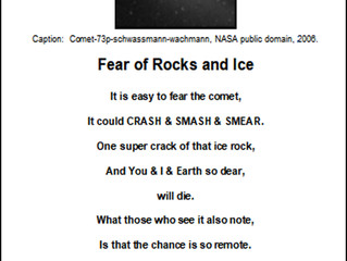 Fear of Rocks and Ice