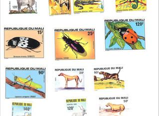 Malian Postage Stamps