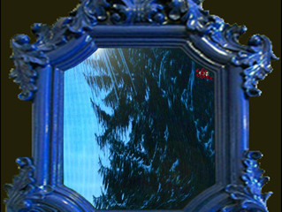 Title:  Blue Christmas Parallax