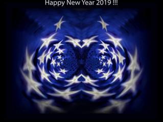 Happy New Year 2019 !!!