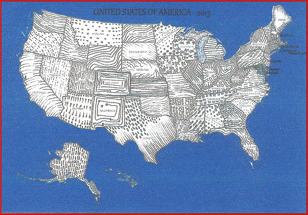 I Have Seen Much Of The United States Of
