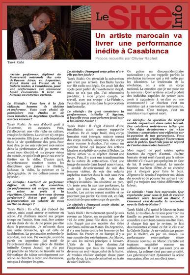 Le Site Info - Interview