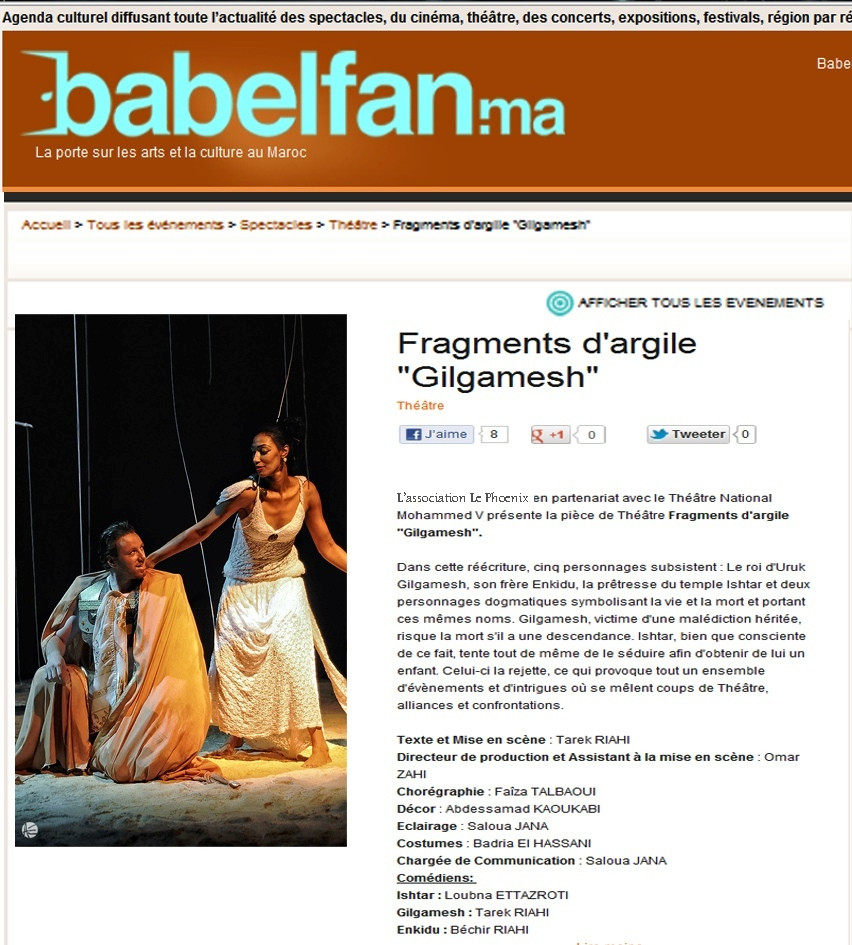 Babelfan.ma Article