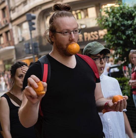 Orange Ni Una Menos