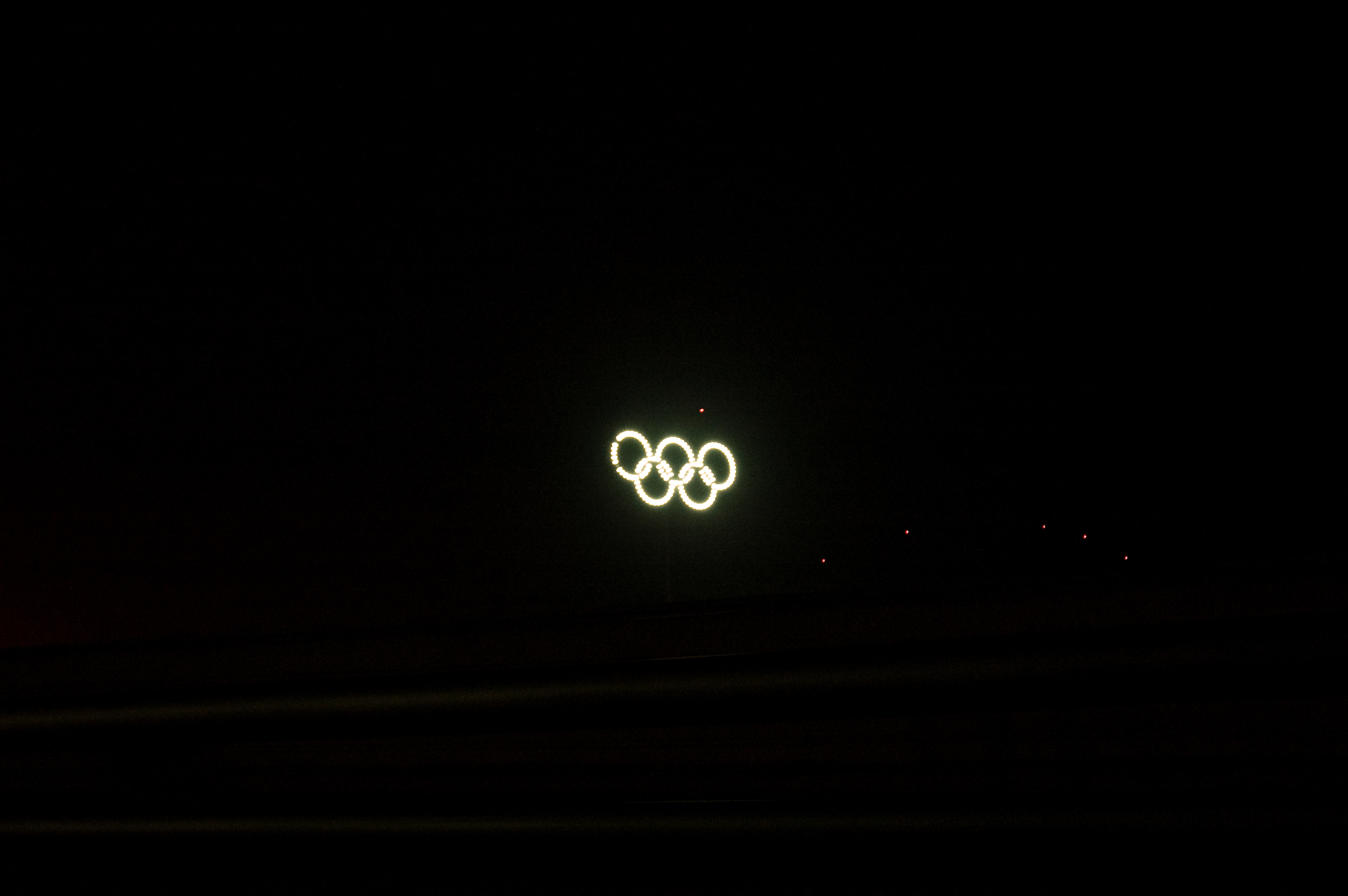 Olympic Games Sign