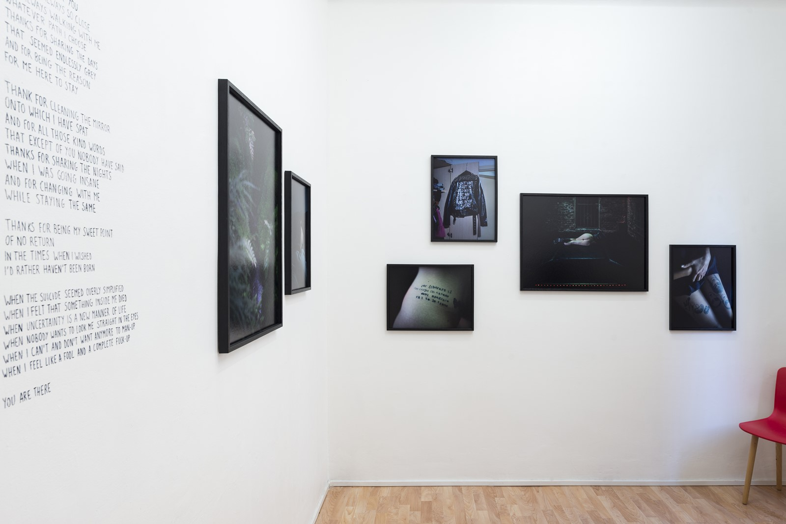 Galerie 247, Paris. 2018