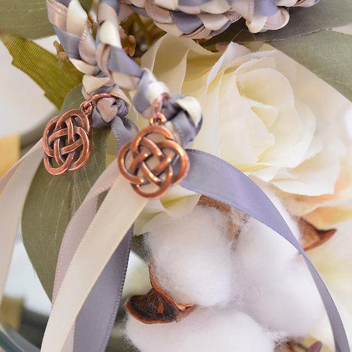 Celtic Knot Vintage  Wedding Handfasting Cord V2 #Handfasting #CelticKnot