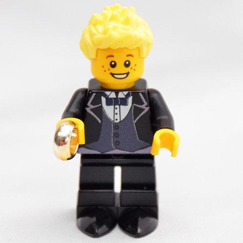 Custom Lego Ringbearer