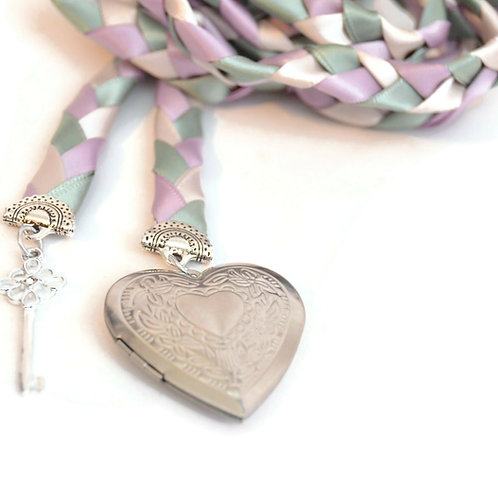 Divinity Braid Fresco Sage Key to Love Wedding Handfasting Cord