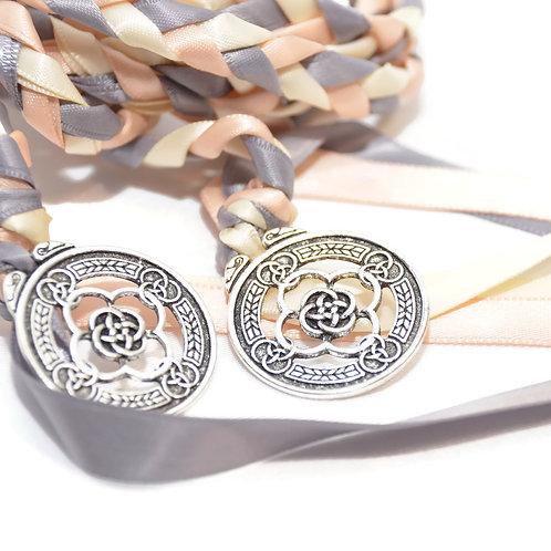 Celtic Knot Vintage Theme Wedding Handfasting Cord V3 #Handfasting #Celtic