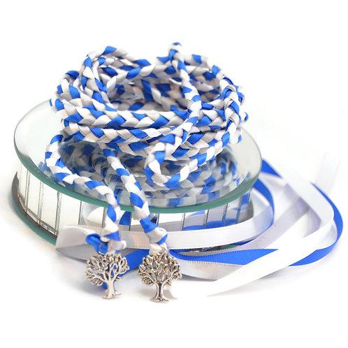 Royal Blue Tree of Life Handfasting Cord #Wedding #Handfasting