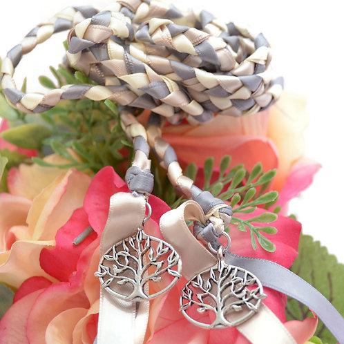 Divinity Braid Tree of Life Vintage Handfasting Cord V2 #Wedding #Handfasting
