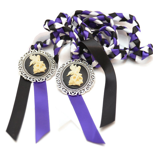Divinity Braid Limited Edition Halloween Fairy Cameo Wedding Handfasting Cord
