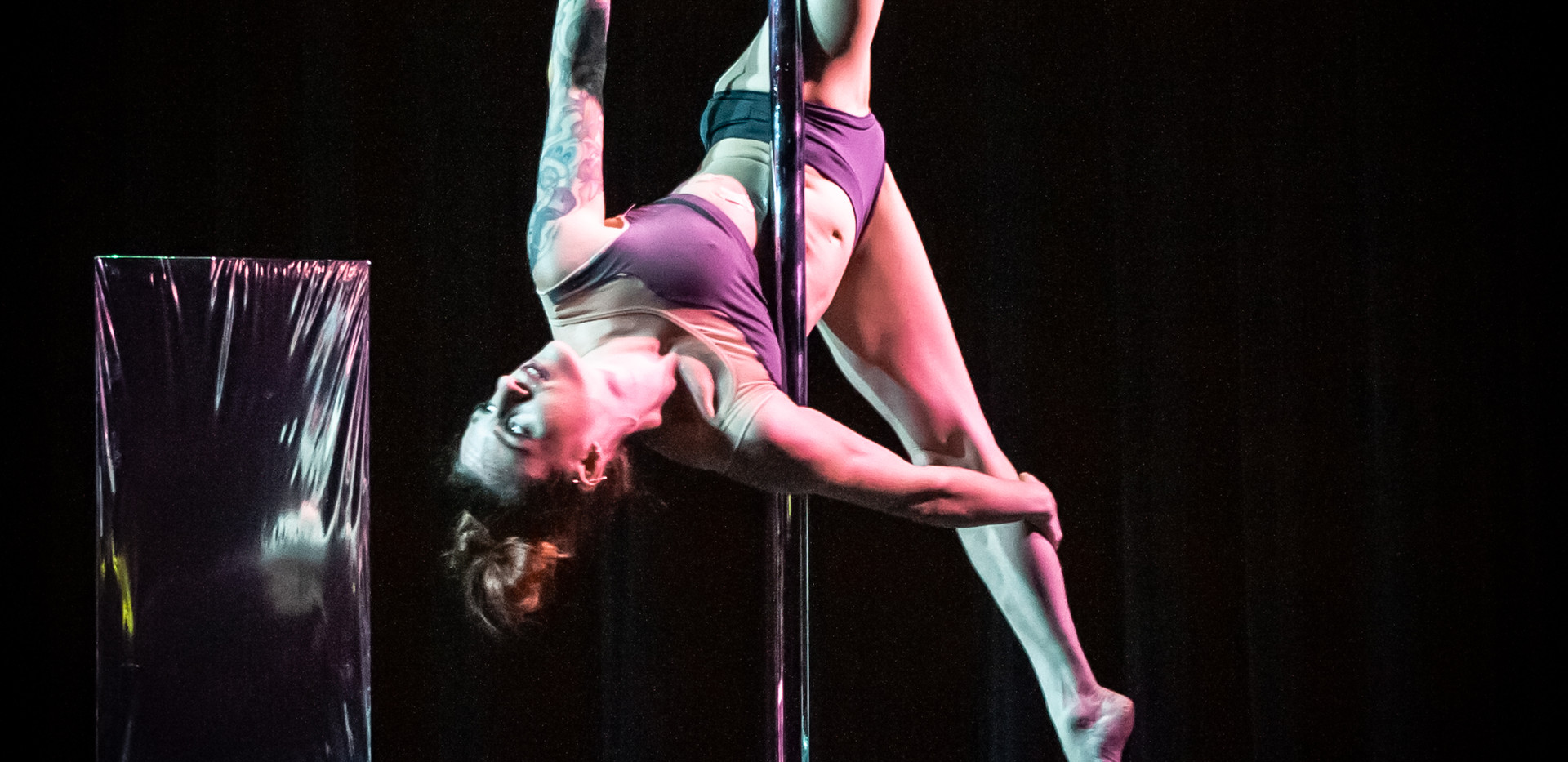 Jordan Mazur - 2018 Professional Pole Art Winner