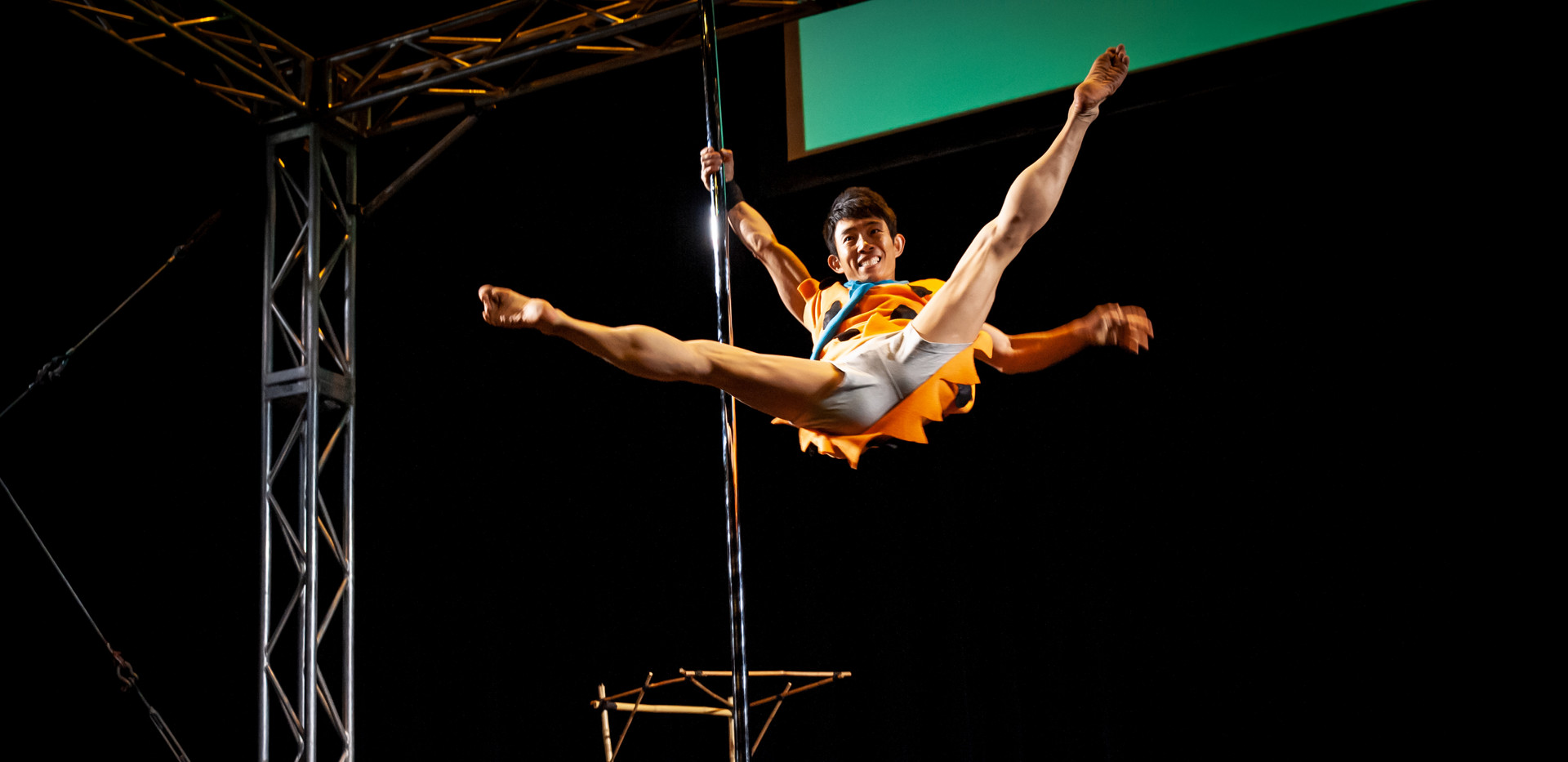Robbie Song - 2018 Professional Pole Comedy Winner