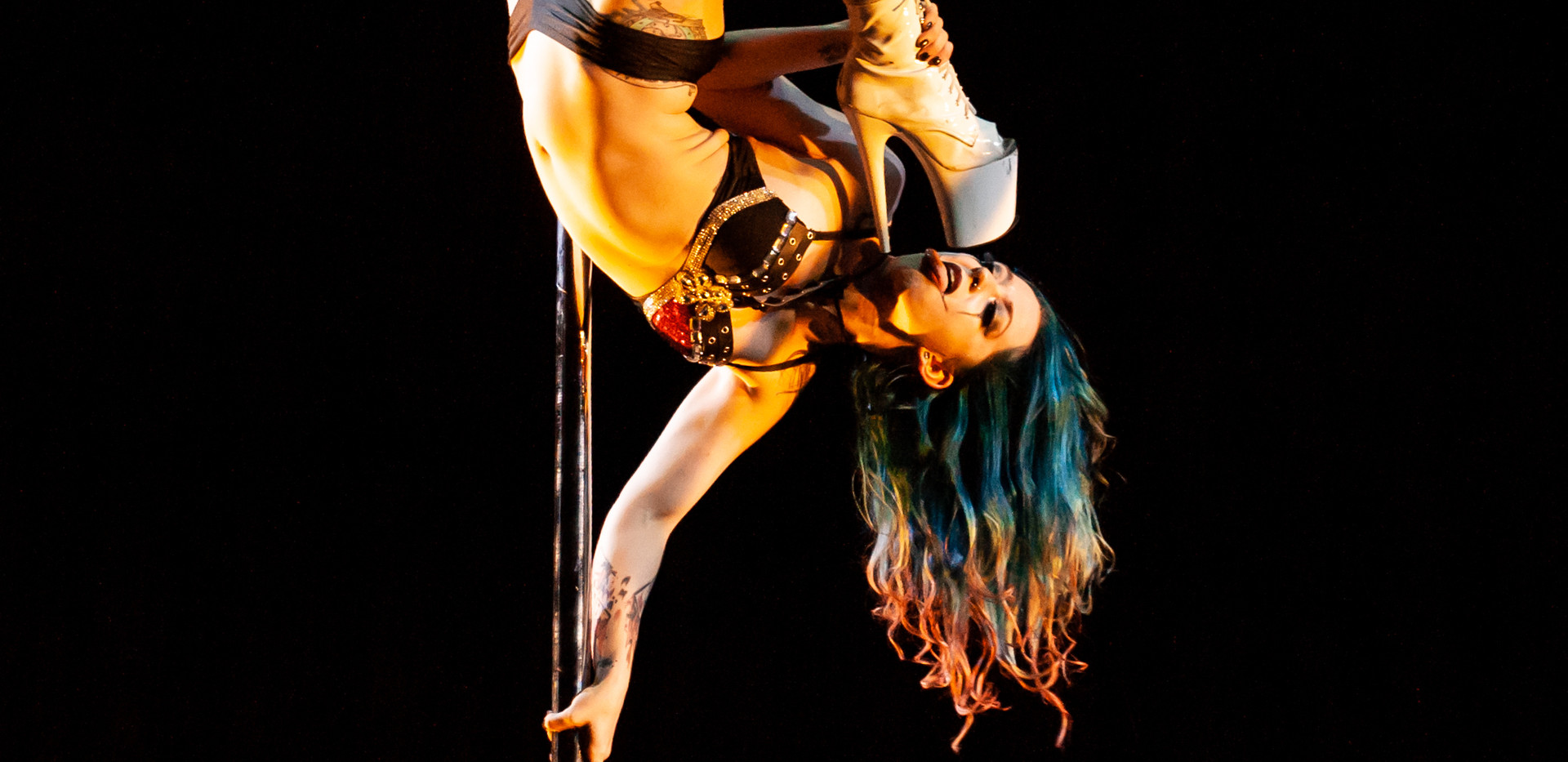 Leah Franklin - 2018 Professional Pole Classique Winner