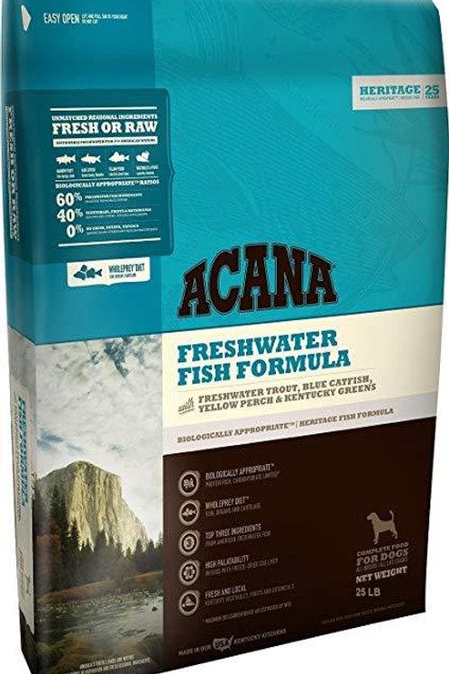 ACANA FRESH WATER FISH