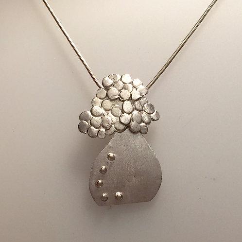 Silver Flox Pendant