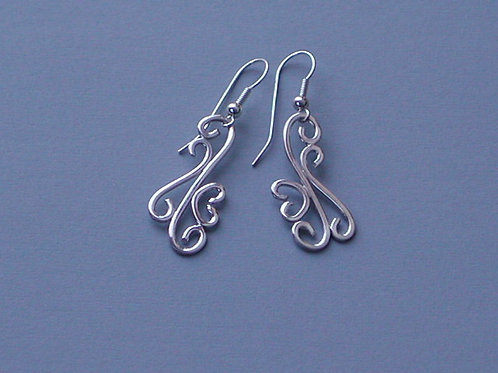Filligree Earrings